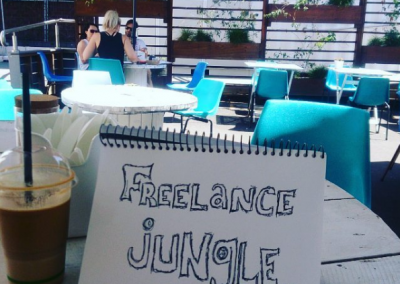 freelance jungle wollongong