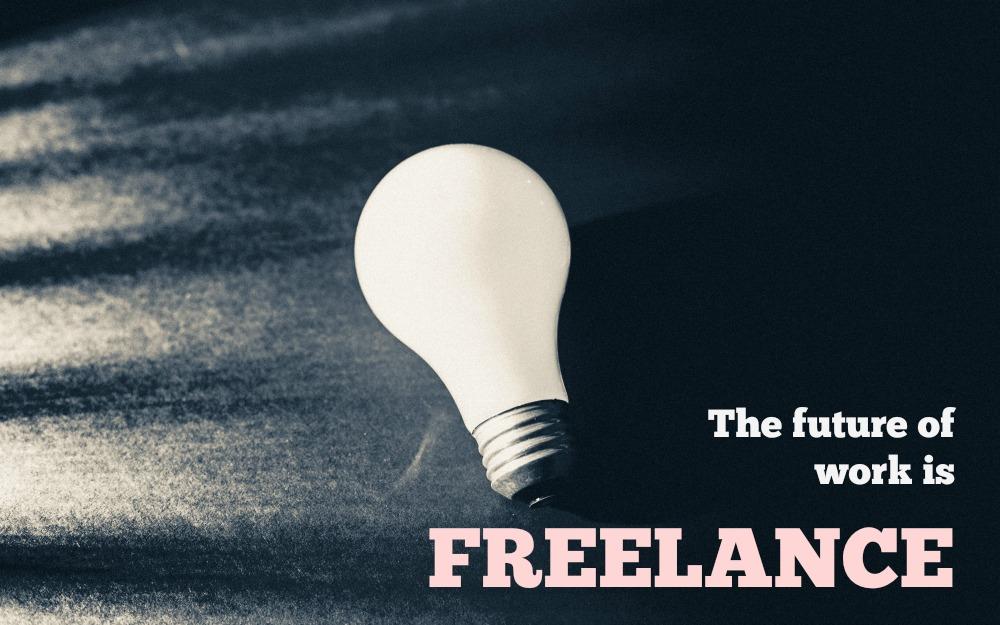 The future of work is freelance at Sydney's Vivid Ideas 2017