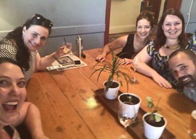 Adelaide Freelance Jungle Xmas party