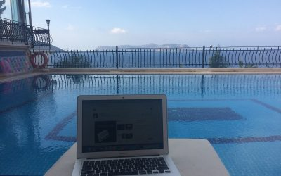 Embracing slow travel as a digital nomad