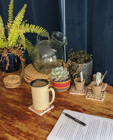 Care how your freelance workspace looks