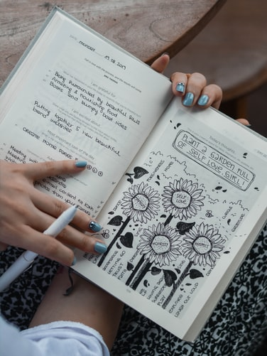 Is your head full of chatter? Journal it out