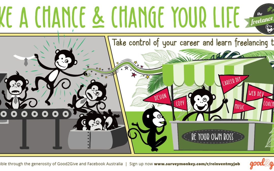Reinvent your working life: A free freelance festival